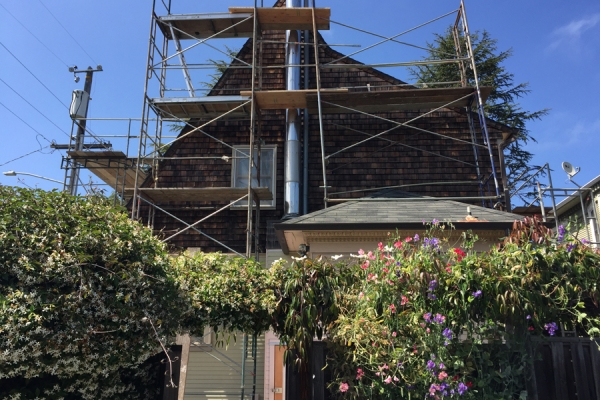 Scaffold For Residential Projects, Champion Scaffold Services Inc, Scaffolding Services, commercial scaffolding services, residential scaffolding services, Berkeley CA