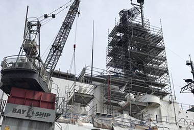 Industrial Scaffold Services, Champion Scaffold Services Inc, Scaffolding Services