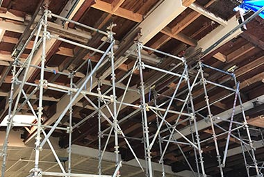 Structural Shoring, Champion Scaffold Services Inc, Scaffolding Services