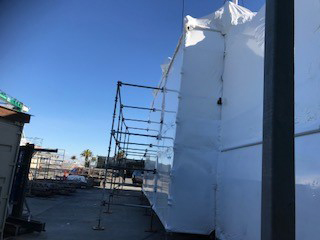 Specialty Services, Champion Scaffold Services Inc, shrink wrapping, Scaffolding Services, commercial scaffolding services, residential scaffolding services, Berkeley CA